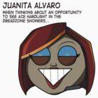 Juanita heeplz by LurkingLeanne