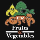 Fruits and Vegetables  by davegow