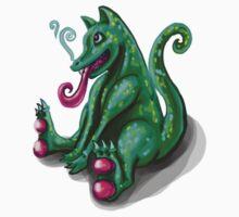 Joskasaurus One Piece - Short Sleeve