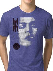 Him Valo Razorblade Tee OPTIMIZED FOR BLACK SHIRTS Tri-blend T-Shirt
