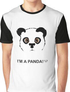 Panda style Graphic T-Shirt