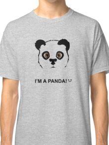 Panda style Classic T-Shirt
