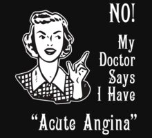 Acute Angina by Samuel Sheats