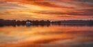Sun on Deck - 2 by Michael Howard