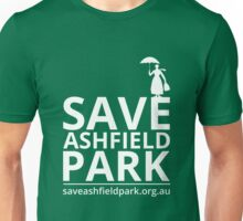 Save Ashfield Park - Mary Poppins Unisex T-Shirt