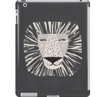 Friendly Lion iPad Case/Skin