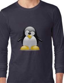 Tux penguin Long Sleeve T-Shirt