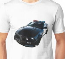 Ford Mustang Saleen Police Car Unisex T-Shirt