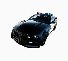 Ford Mustang Saleen Police Car T-Shirt