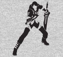Nero One Piece - Long Sleeve