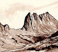 Cradle Mountain, Tasmania by LordOtter