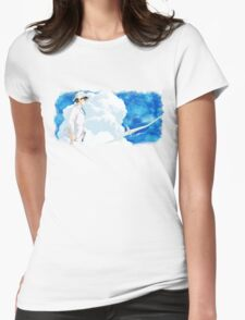 The Wind Rises 風立ちぬ Womens Fitted T-Shirt