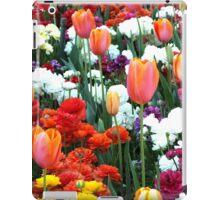 Tulips Toowoomba Qld Australia iPad Case/Skin