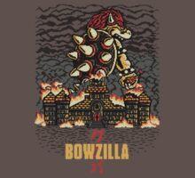 BOWZILLA One Piece - Short Sleeve