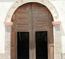 Salinas Church Door by rhamm