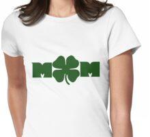 Irish MOM Womens Fitted T-Shirt