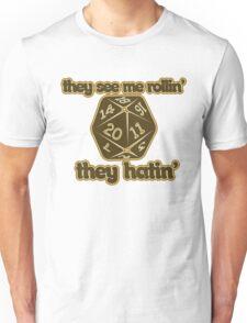 d20 geek Unisex T-Shirt