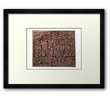 Bed Picture 35 Framed Print