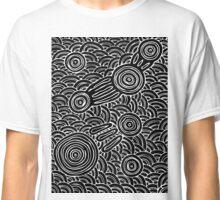 Authentic Aboriginal Art Classic T-Shirt
