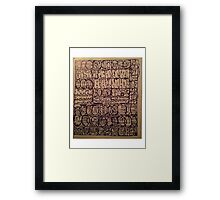 Bed Picture 37 Framed Print