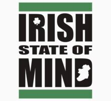 Irish State of Mind Kids Clothes