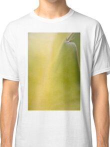 Apple Green Cactus Design Classic T-Shirt
