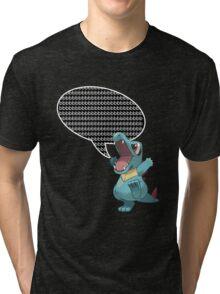 B Tri-blend T-Shirt