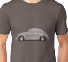 1954 Volkswagen Beetle Sedan - Ultramaroon Unisex T-Shirt