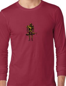Vector Knight Long Sleeve T-Shirt