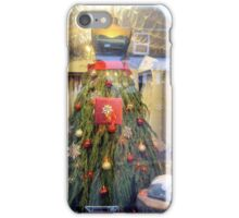Christmas Wedding Dress iPhone Case/Skin
