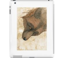 Runai - Cross Fox iPad Case/Skin