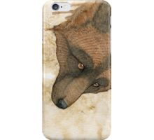 Runai - Cross Fox iPhone Case/Skin