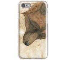 Runai - Cross Fox iPhone Case/Skin