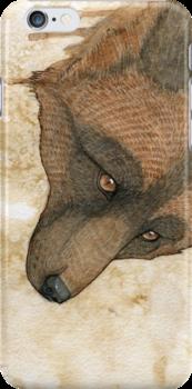 Runai - Cross Fox by Bluecrow10