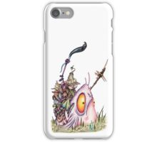 Low Life - The Whole Hole - Blue Hiney iPhone Case/Skin