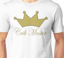 Crib Master Unisex T-Shirt