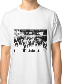 Commuter Art London Sketch Classic T-Shirt