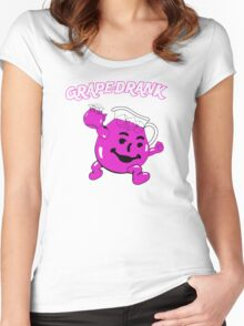 Grape Drank! Women's Fitted Scoop T-Shirt