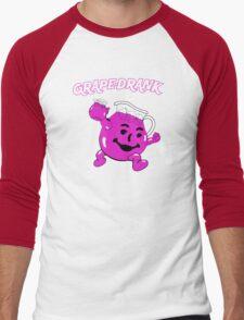 Grape Drank! Men's Baseball ¾ T-Shirt
