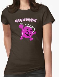 Grape Drank! Womens Fitted T-Shirt