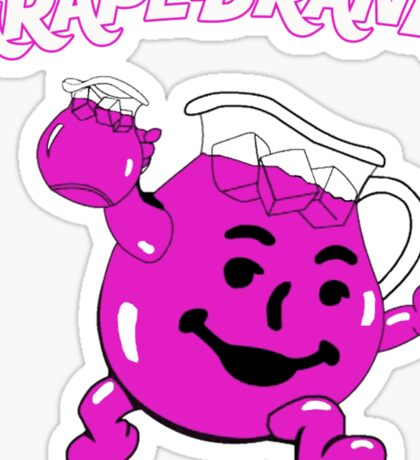 Grape Drank! Sticker