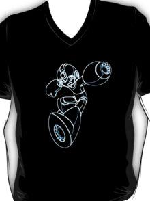 Megaman Neon T-Shirt