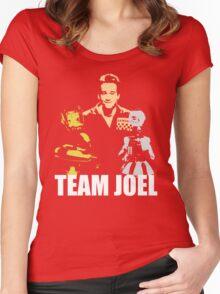 MST3K Team Joel Women's Fitted Scoop T-Shirt
