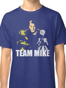MST3K Team Mike Classic T-Shirt