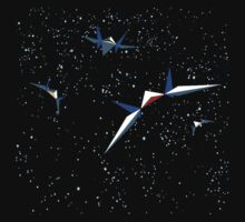 Starfox Squadron by LiamNeesons