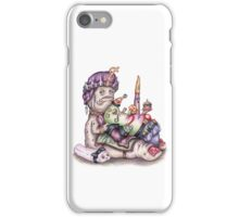 Low Life - The Whole Hole - Bottomliner iPhone Case/Skin