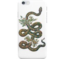 eternal snake iPhone Case/Skin