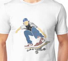 Skateboard 1 Unisex T-Shirt