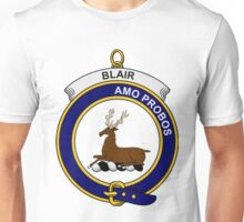 Blair Clan Badge Unisex T-Shirt