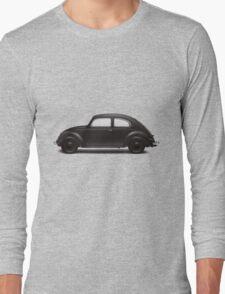 1938 KdF Wagen - Side Profile View Long Sleeve T-Shirt
